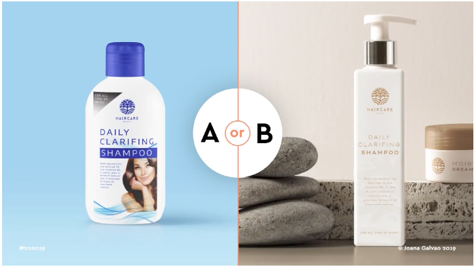 A picture containing toiletry, lotion, indoor, photo  Description automatically generated